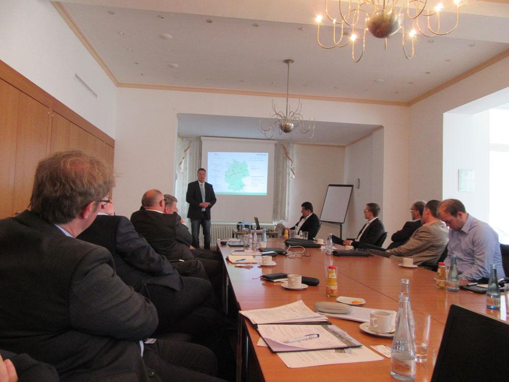 Die Verbände IBS/VDV und DSLV organisieren 2.Workshop zur Entwicklung eines Railport-Systems